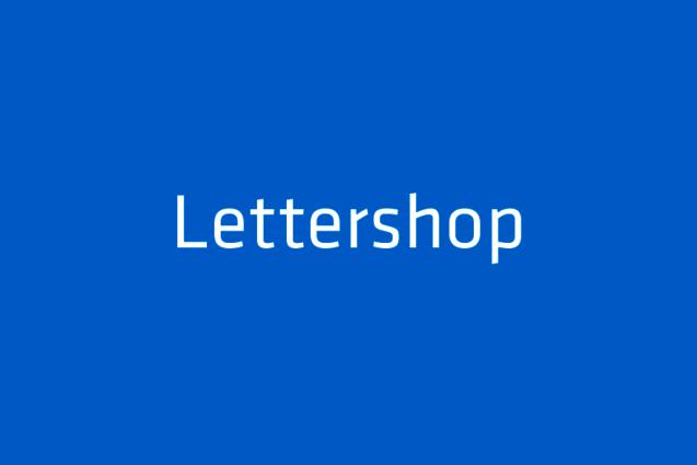 Lettershop