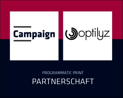 Partner im Bereich Programmatic Print