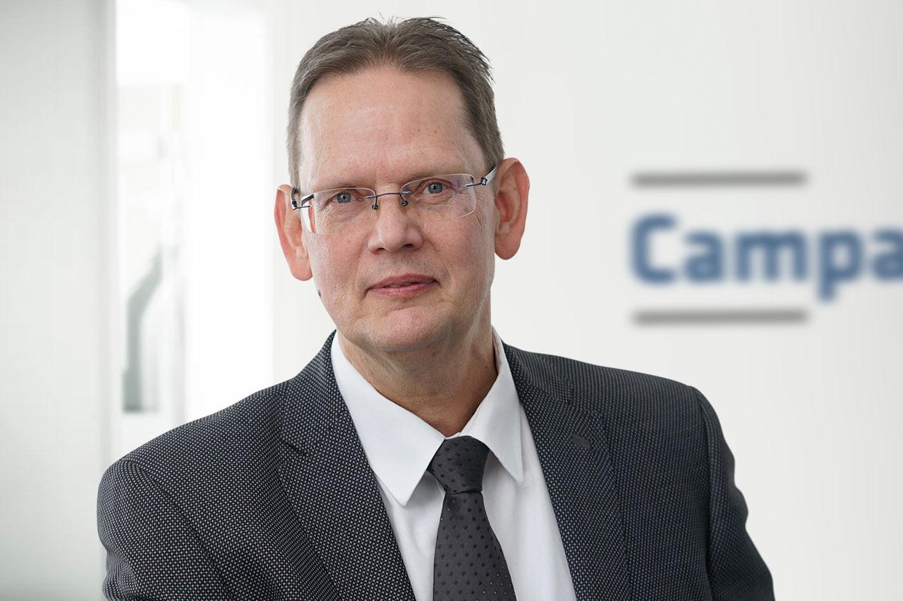 Commercial Director Norbert Schaa