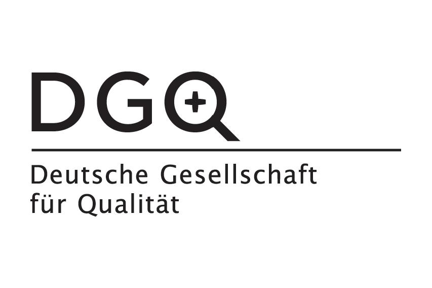 Wir nutzen die Chance zum Erfahrungsaustausch in den Fachkreisen der DGQ.