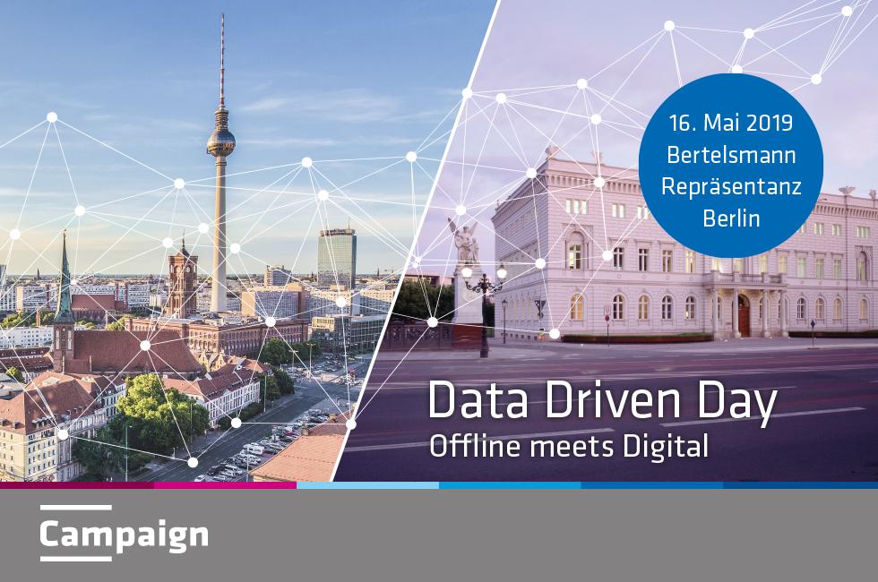 Data-Driven Day bei Bertelsmann