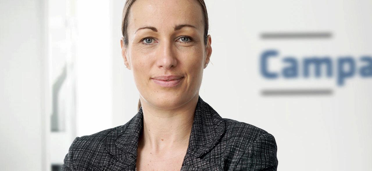 Personalleiterin Sandra Witthuhn
