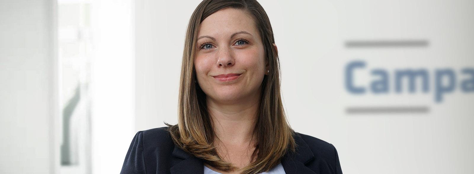 Marketing Manager Tessa Strathoff